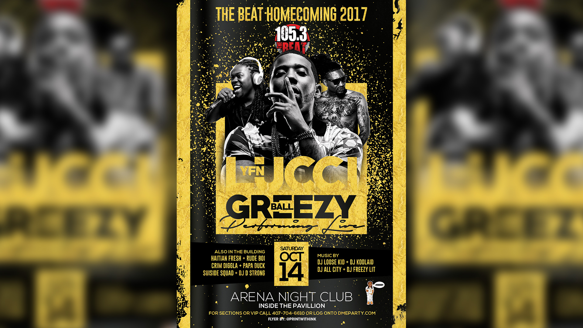 the beat homecoming 2017